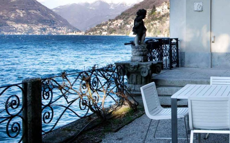 Private House - A interior design project of a private house on Lake Como